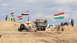 تنفيذ فعاليات مشتركة بين القوات الاتحادية والبيشمركة بمناطق التماس مع كوردستان