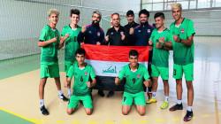 العراق يتأهل لنصف نهائي كأس العالم لتنس كرة القدم