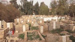 بالصور.. حرب داعش تحول متنزهات الأنبار إلى مقابر