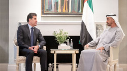 Kurdistan Region President meets with Crown Prince of Abu Dhabi