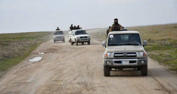 Security operations launched to pursue ISIS terrorists in Diyala