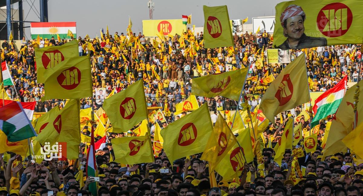 """الحزب الديمقراطي الكوردستاني يتسلح بـ""""آلية جديدة"""" لخوض الانتخابات العراقية"""