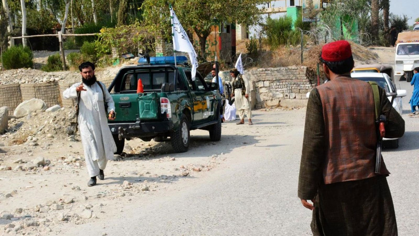 2 Taliban Fighters, 1 Civilian Killed In Attack On Checkpoint In Jalalabad