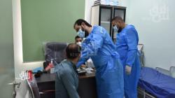 انخفاض بوفيات وإصابات كورونا اليومية في العراق