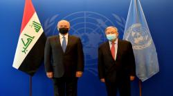 President Salig Meets UN Secretary-General Antonio Guterres