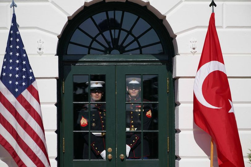 Turkey's presidential spokesman meets with US national security adviser