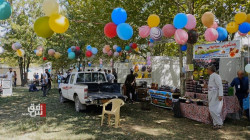 The Autumn festival opens its doors for the second day in a row in al-Sulaymaniyah