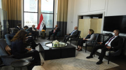 Le Drian stresses his country's support for Iraq