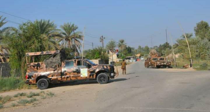 In the aftermath of yesterday's double attack, security authorities to clear two sectors in Diyala