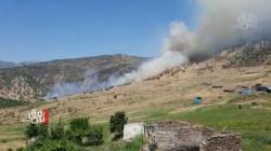 Turkish aircraft target PKK sites north of Duhok governorate