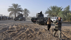 Police officers killed and missing in an ISIS attack in Diyala