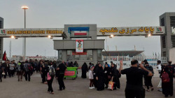 Tehran: more than 80,000 Iranian pilgrims headed to Iraq for the Arbaeen anniversary