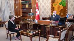 الرئيس التونسي يكلف امرأة لتشكيل الحكومة