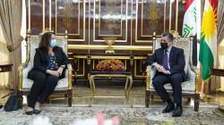 مسؤولة أمريكية: ننظر باهتمام بالغ لعلاقاتنا مع إقليم كوردستان
