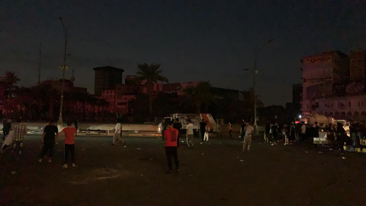 الداخلية تكشف طبيعة تفجير ساحة التحرير