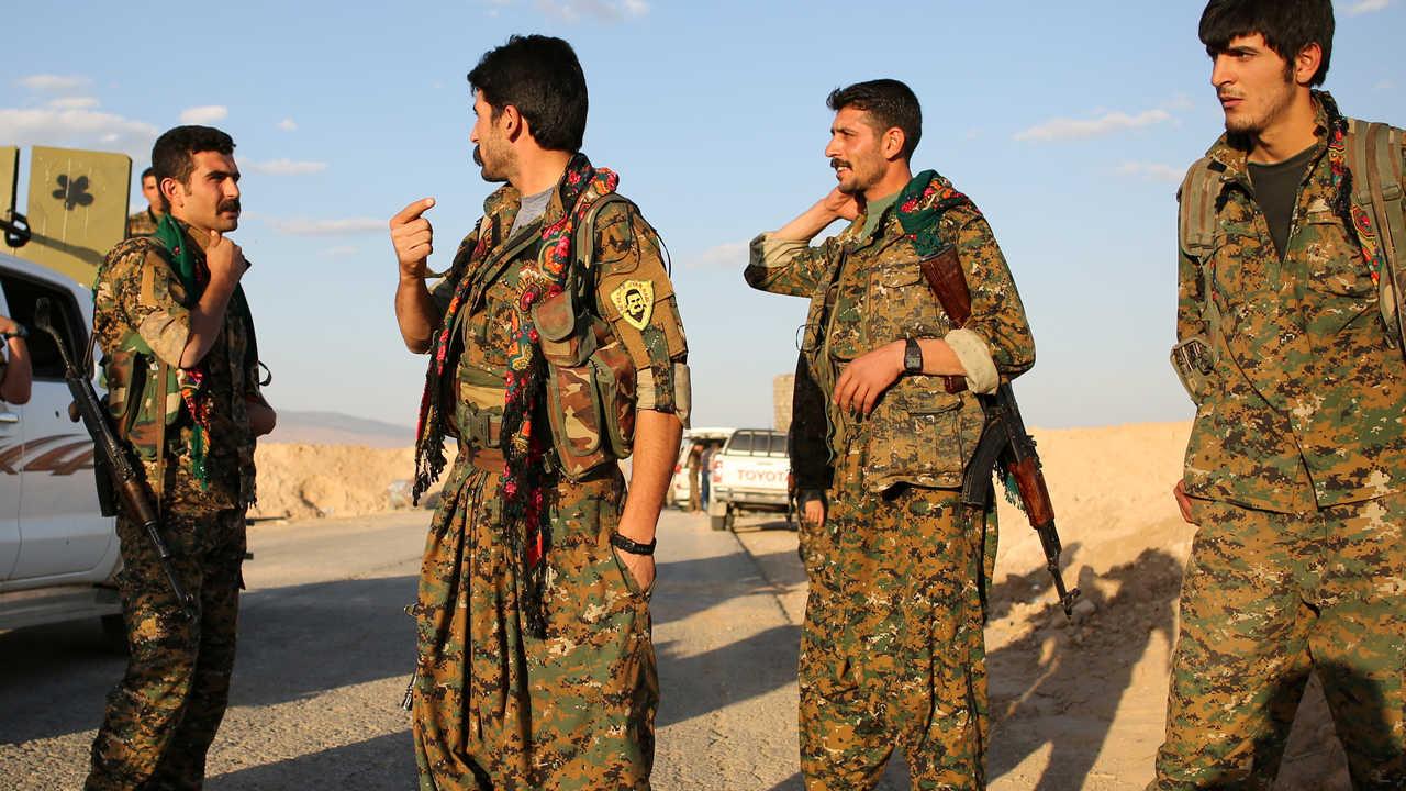 انتشار مسلح لحزب العمال بسنجار لمنع مؤتمر انتخابي للديمقراطي الكوردستاني