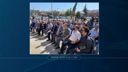 صور.. السليمانية تسمي أحد شوارعها باسم الكاتب الكوردي الراحل مصطفى صالح