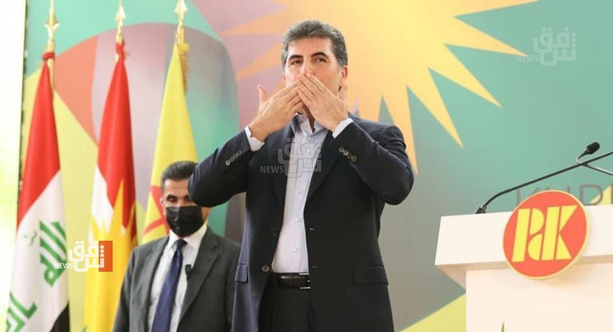 Nechirvan Barzani - Opponents of the application of Article 140 of the Constitution are against the will of 80 percent of Iraqis