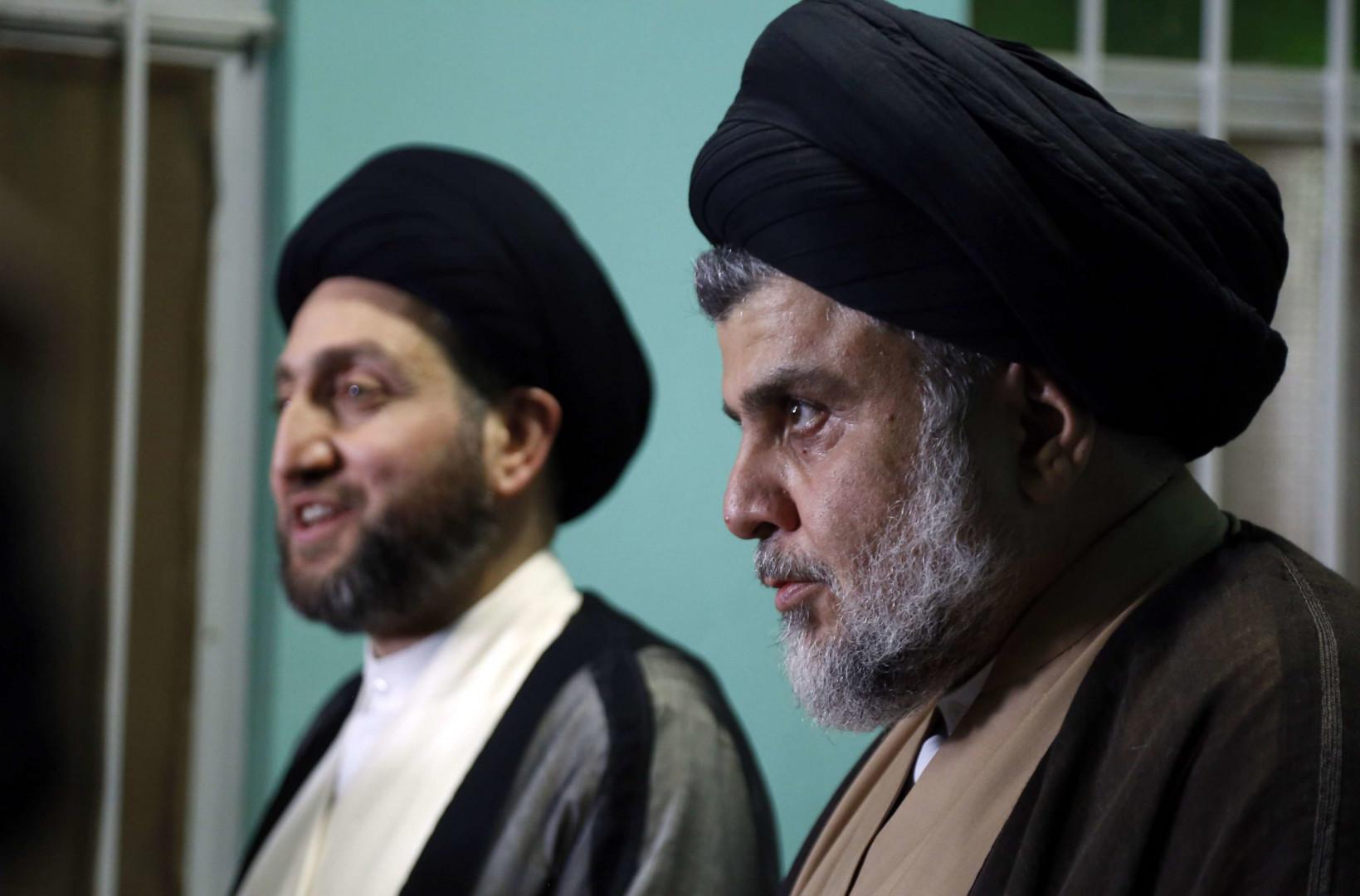"""اشتعال انتخابي بين قطبين شيعيين.. """"الحكمة"""": سنهزم الصدريين"""