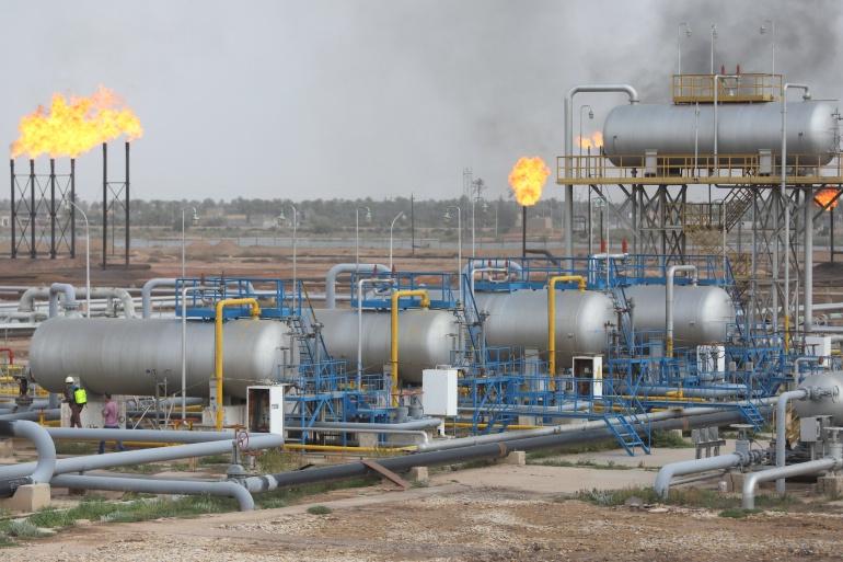 العراق يقدم رؤيته حول أزمة الغاز في العالم