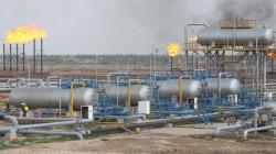 قرابة 3000 مقمق انتاج العراق اليومي من الغاز المصاحب في شهر