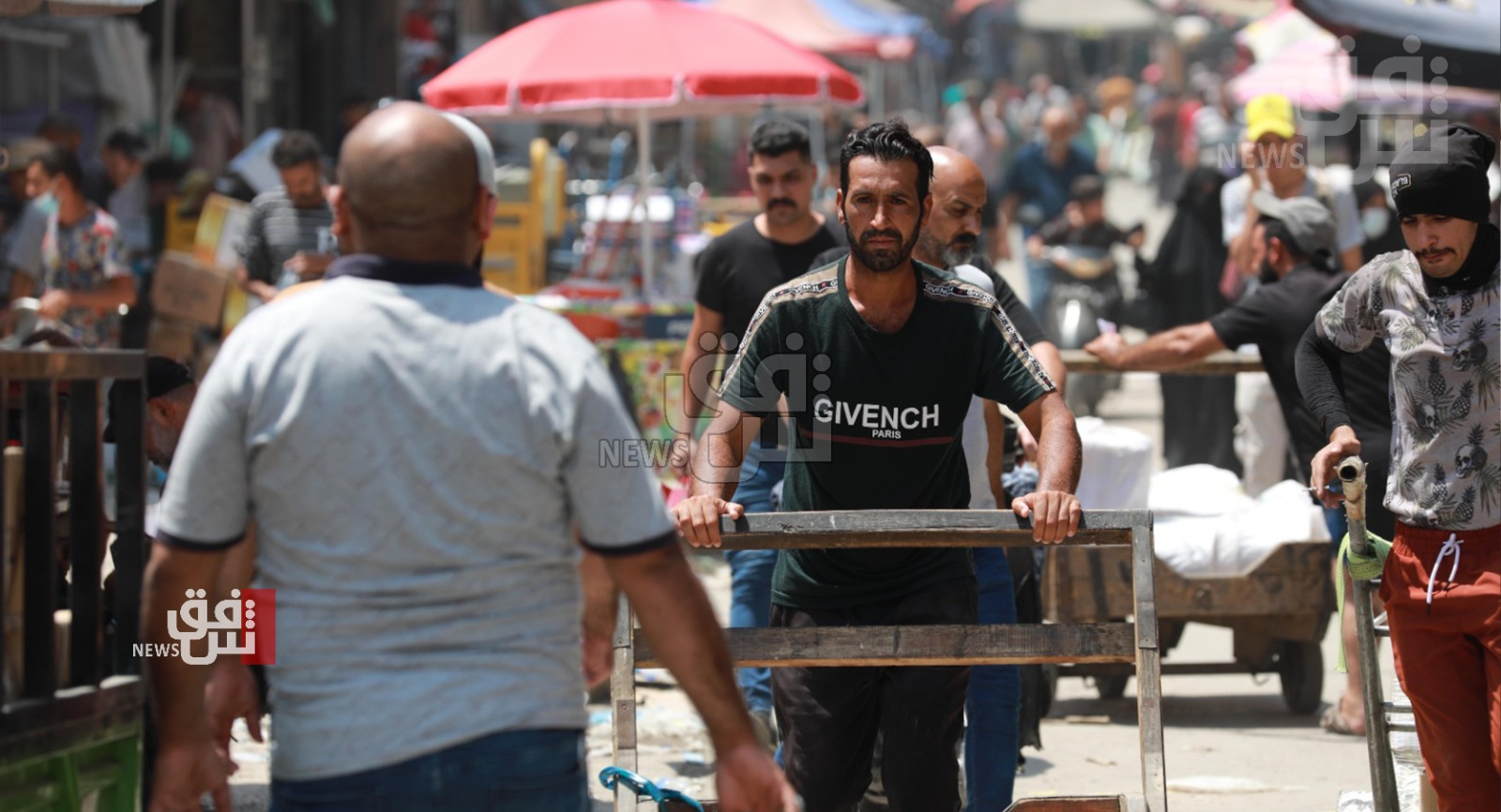 EI: Iraq's economy might not recover in 2022 1633599508266