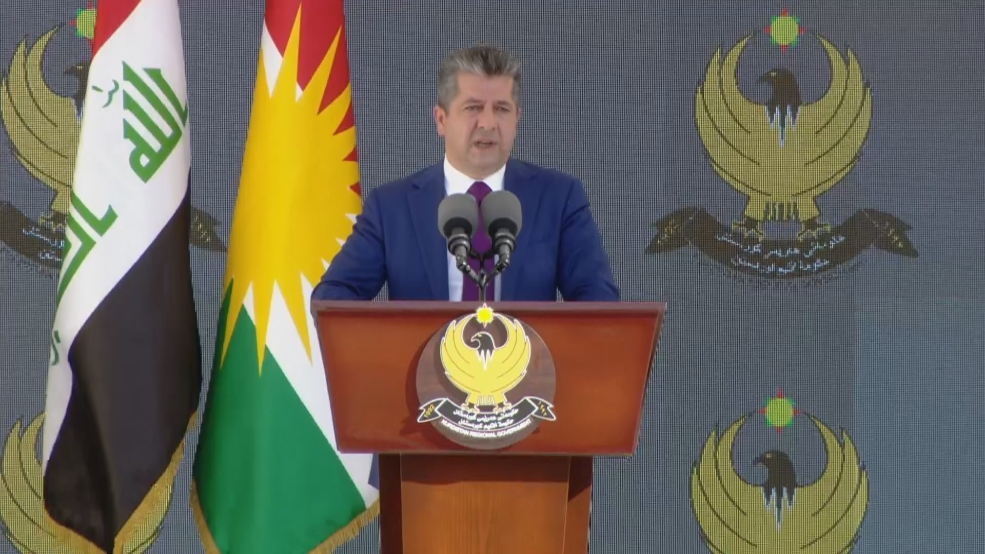 مسرور بارزاني يوجه وزير الثروات الطبيعية بزيارة بغداد بهدف تأمين المحروقات