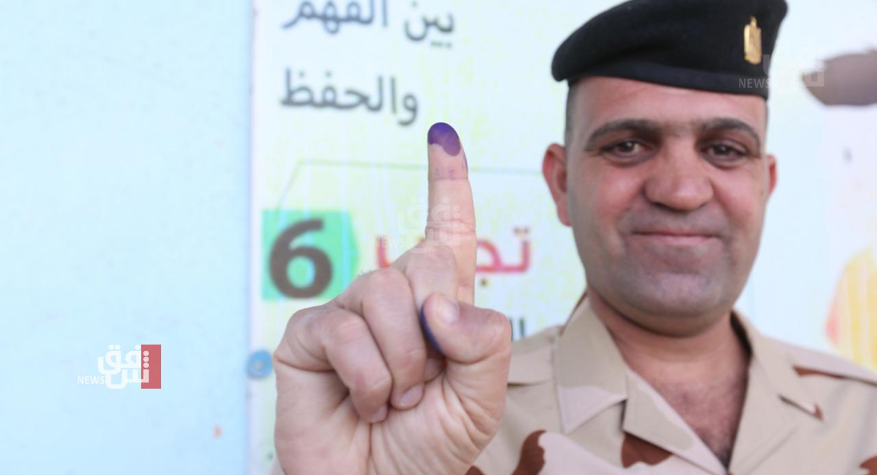 انطلاق عملية التصويت الخاص للانتخابات التشريعية في العراق