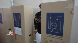 إقبال على مراكز التصويت الخاص في كركوك وديالى وصلاح الدين وسط إجراءات مشددة