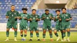 الأولمبي العراقي ينهي وحدته التدريبية تحضيراً لمباراة نظيره السعودي
