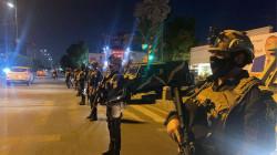 بالصور. الفرقة التكتيكية تنتشر في شوارع بغداد