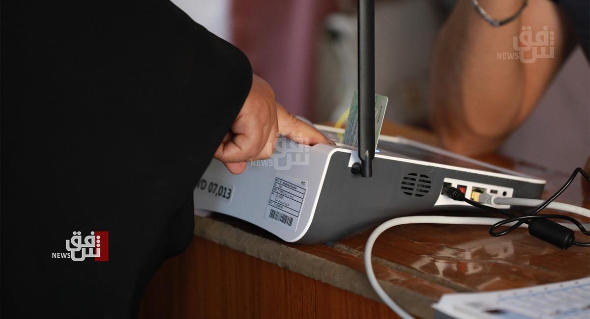 اعطال المحطات الانتخابية تمتد لجنوبي العراق والمفوضية تدلي بتوضيح جديد