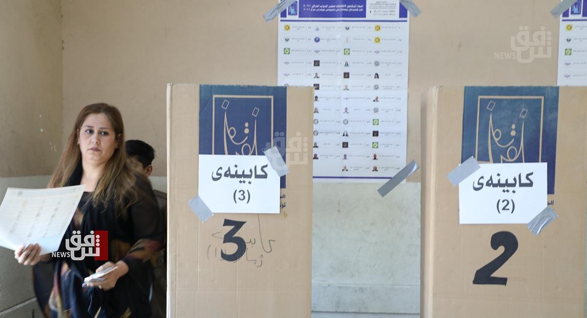 أصوات العراقيين تكشف انقساماً حول دور ايران ونفوذها
