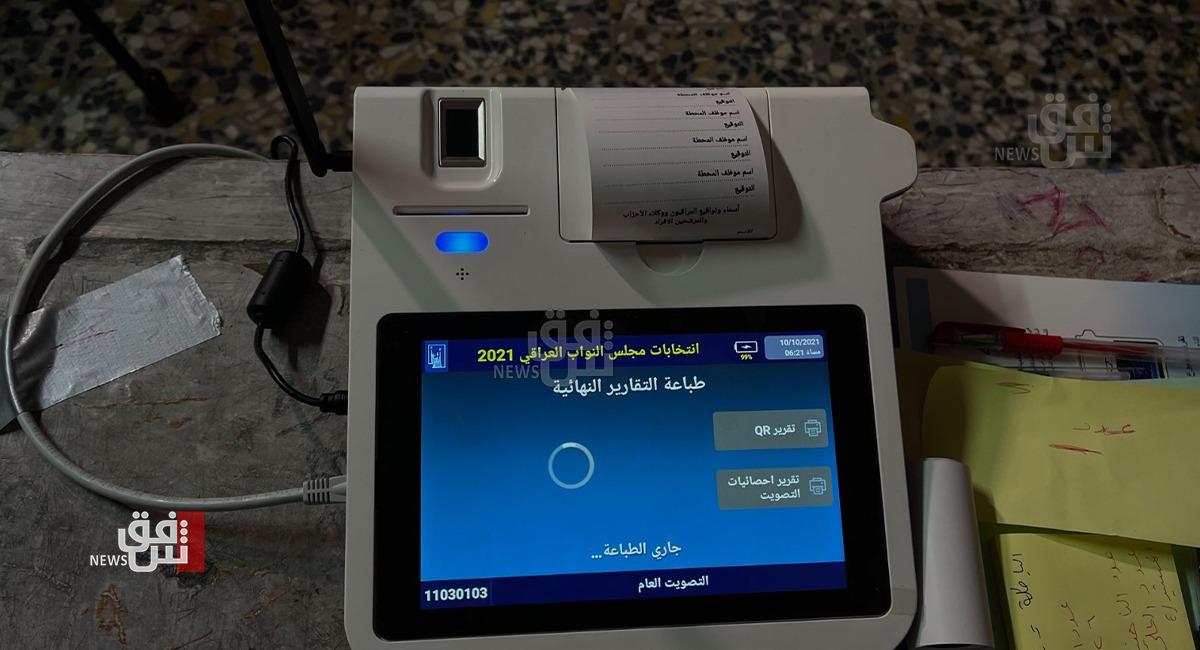 إعلان نسبة وعدد المشاركين بالانتخابات في دهوك