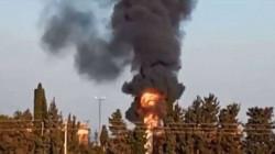 Fire breaks out near an oil facility in Lebanon