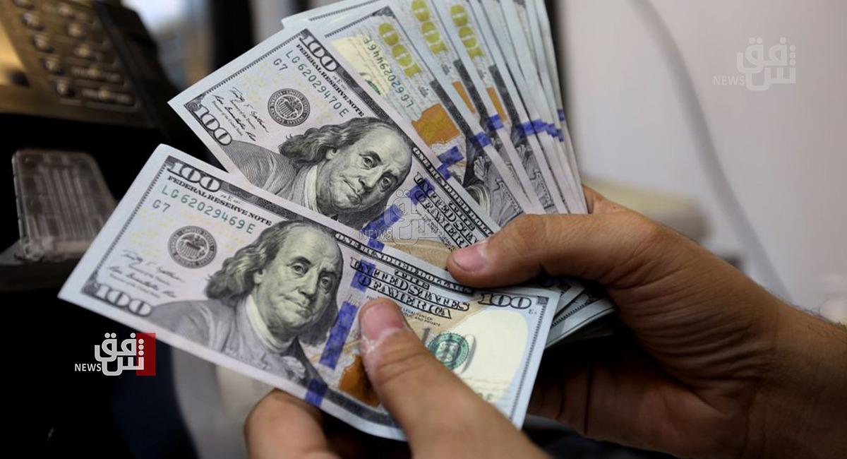 داوەزین نرخ دۆلار لە بەغدا و بەرزەوبوینی لە کوردستان