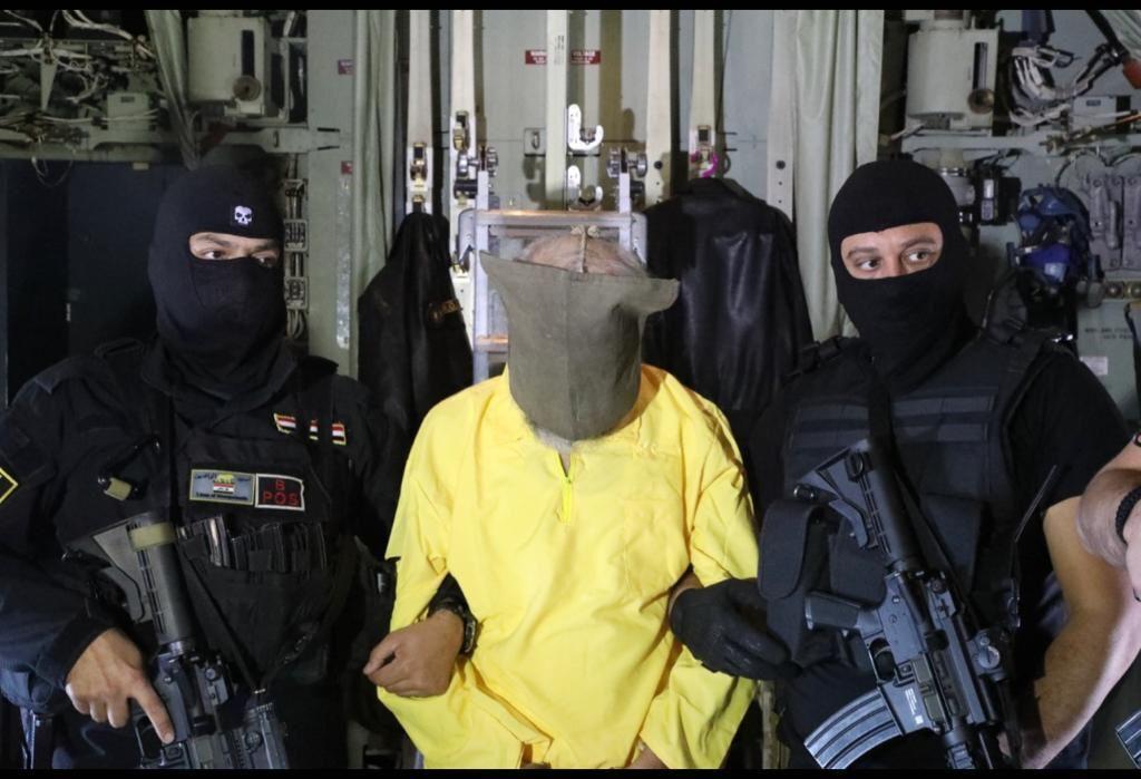 تفاصيل جديدة عن عملية اعتقال مساعد البغدادي