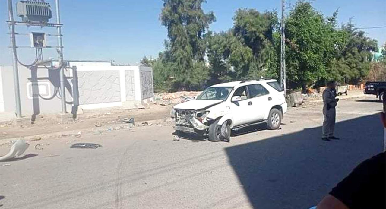 Explosion targets a farmer in Kirkuk