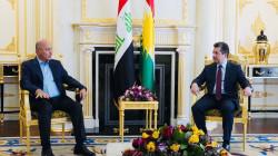 مسرور بارزاني يتلقى اتصالاً هاتفيا من الرئيس العراقي بشأن الانتخابات