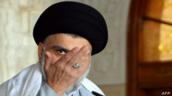 In conjunction with Qa'ani's visit, al-Sadr pillories the external interference in the Iraqi election