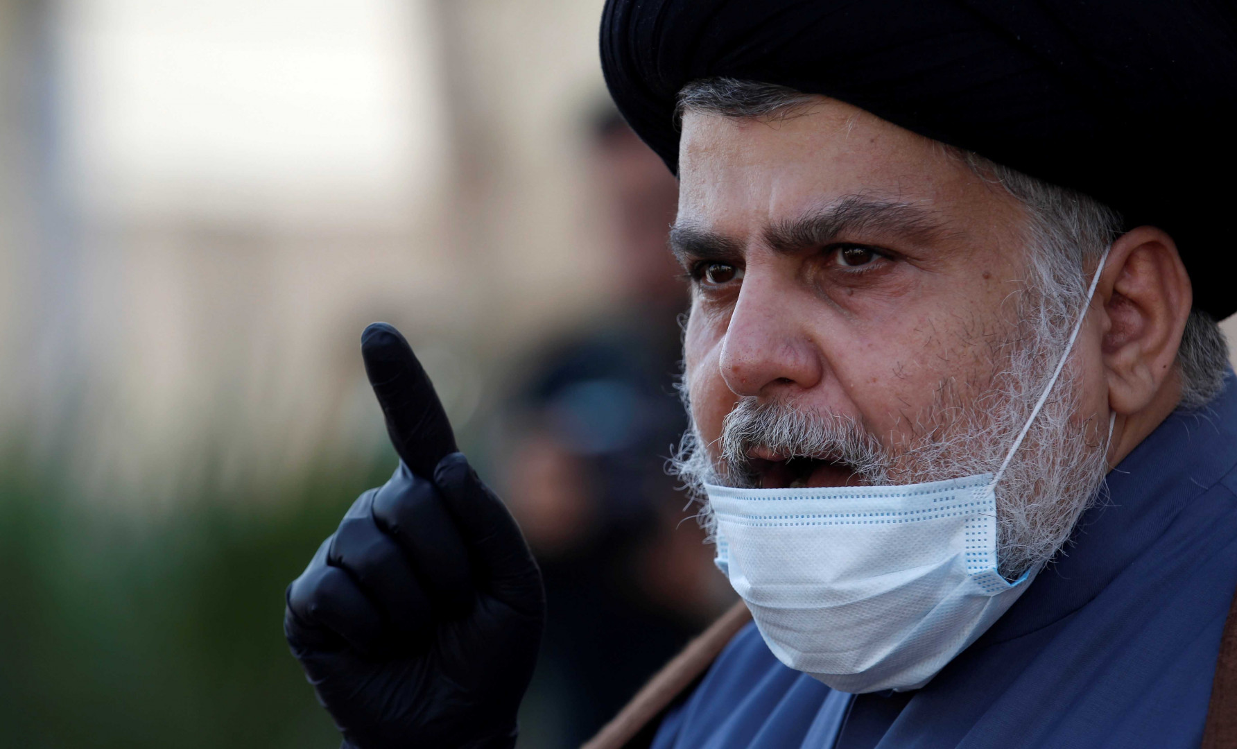 In his victory speech, al-Sadr pledges to exterminate militias: even those who pretend resistance 1633985768682