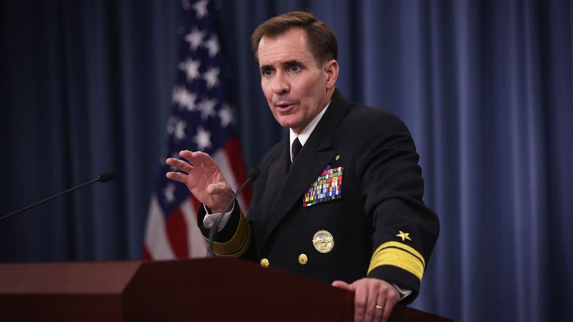 Pentagon Press Secretary: we are still in technical talks with Iraq