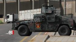 عراك بالأيدي بين قوات خاصة ومراقبي كيانات سياسية في مكان العد والفرز للانتخابات ببغداد