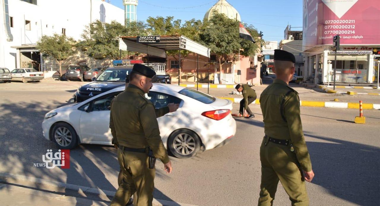 شرطة الأنبار تطيح بمنفذي الهجوم الانتحاري الأخير على مقر أمني بالرمادي