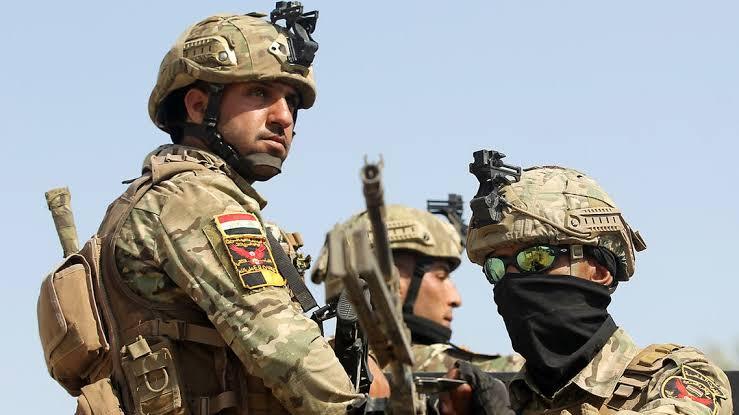 5 ضحايا من الجيش العراقي على الأقل بحادث مروع في صلاح الدين