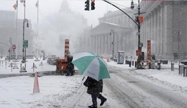 توقعات بشتاء قارص يأتي على أموال الأسر الامريكية