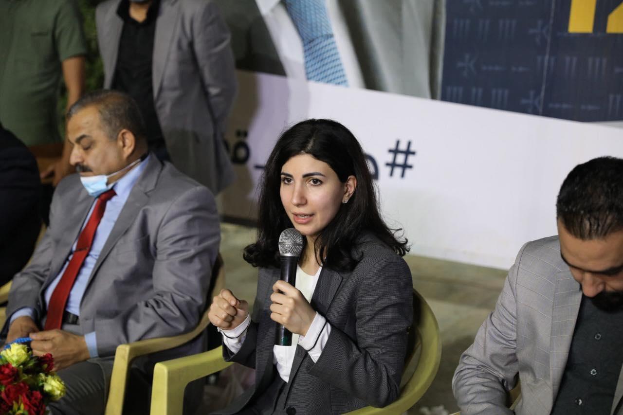 Sara Allawi: the October 10 election was a chaos