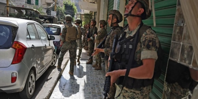 A day of mourning declared in Lebanon for six dead in protest clashes