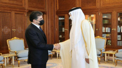 Kurdistan's President meets Qatar's Emir and Prime Minister