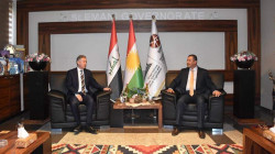 Turkish delegation visits al-Sulaymaniyah